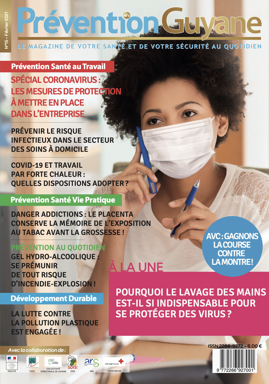 editions prevention guyane