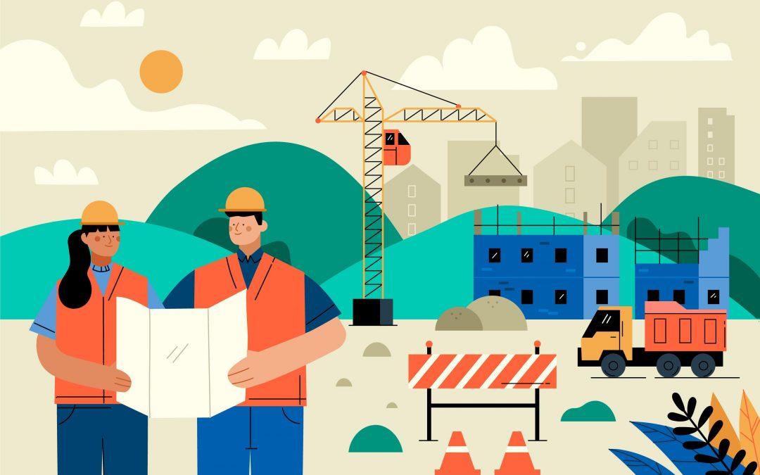 Renforcez la santé et la sécurité sur les chantiers de travaux publics!