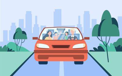 Adoptez les bonnes positions pendant la conduite!